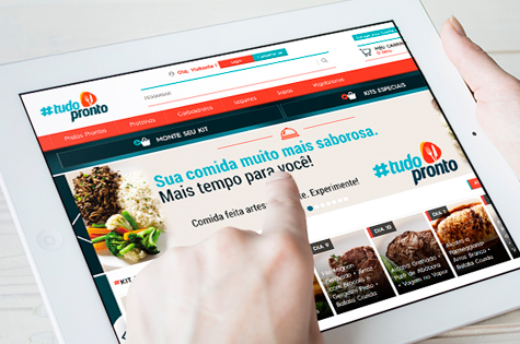 Marketing Online para #TudoPronto